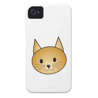 Cat. Cute ginger kitty. iPhone 4 Case-Mate Case