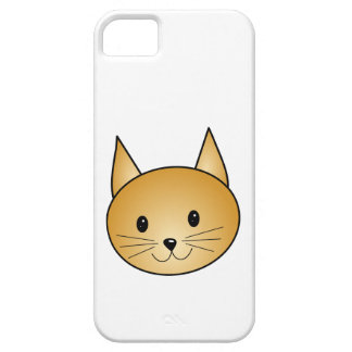Cat. Cute ginger kitty. iPhone 5 Covers