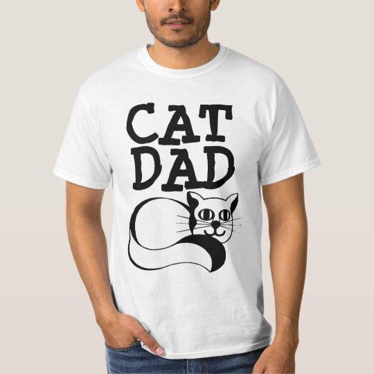 CAT DAD T-shirts, MEN'S Cat Tees