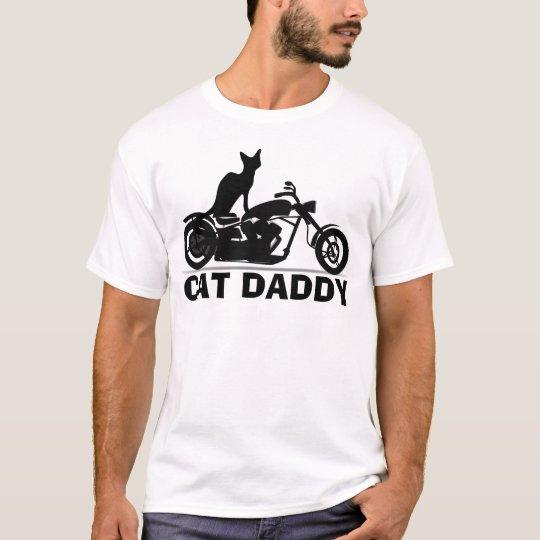 CAT DADDY Biker T-shirts, Motorcycle T-Shirt