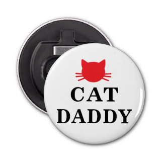 Cat Daddy Bottle Opener