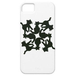 cat design phone case