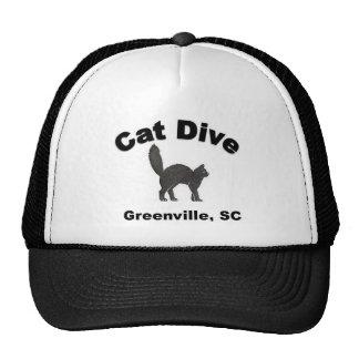Cat Dive Hat - Greenville