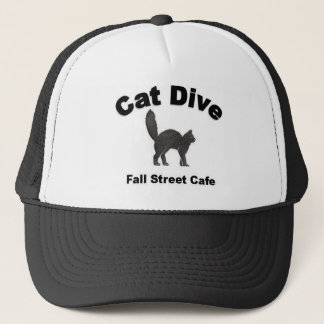 Cat Dive Trucker Cap