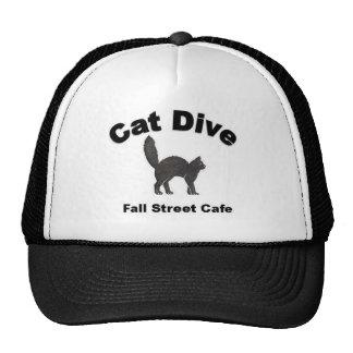 Cat Dive Trucker Cap