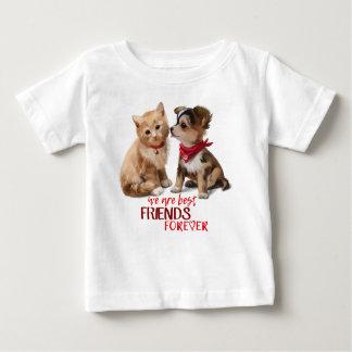 Cat & Dog Baby T-Shirt
