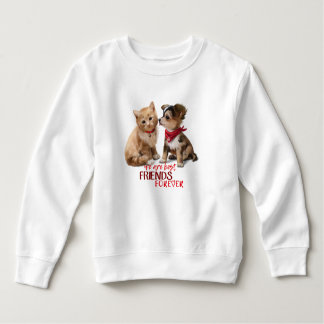 Cat & Dog Sweatshirt