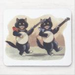 Cat Duo Mousepad