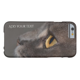 Cat Eye-Macro by Shirley Taylor Barely There iPhone 6 Case