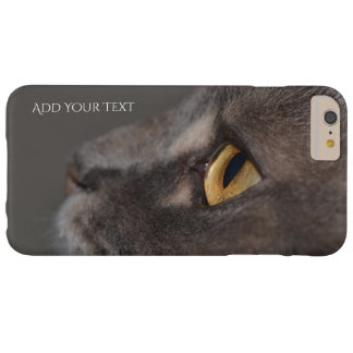 Cat Eye-Macro by Shirley Taylor Barely There iPhone 6 Plus Case