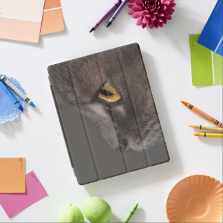 Cat Eye-Macro by Shirley Taylor iPad Cover
