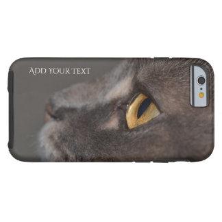 Cat Eye-Macro by Shirley Taylor Tough iPhone 6 Case