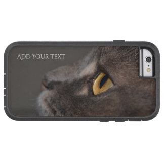 Cat Eye-Macro by Shirley Taylor Tough Xtreme iPhone 6 Case