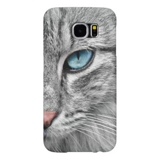 Cat eye mobile phone case for iphone & Samsung.