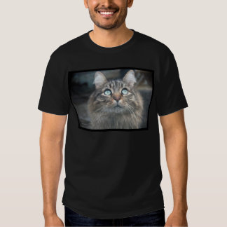 Cat eyes 1 tee shirt