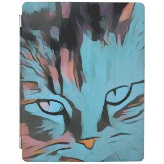 cat eyes art iPhone smart case iPad Cover