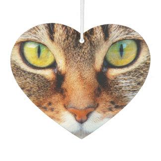 Cat eyes car air freshener