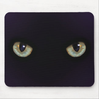 Cat-eyes Mouse Pad