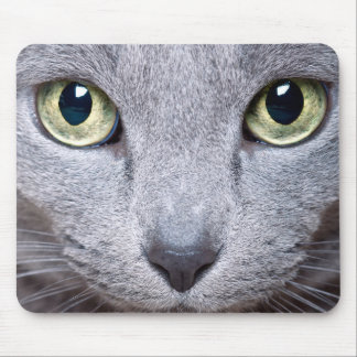 Cat Eyes Mouse Pad