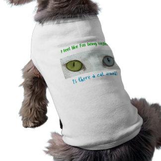 Cat Eyes pet clothing