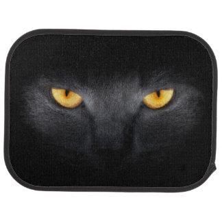 Cat Eyes Rear Car Mat