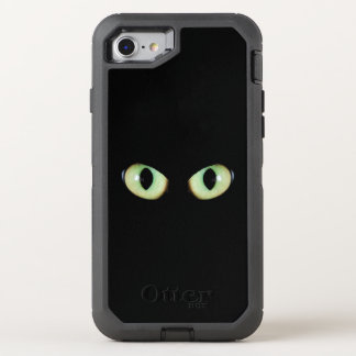 Cat eyes see everything OtterBox defender iPhone 7 case