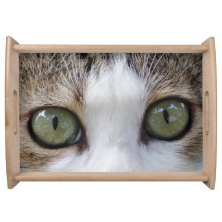 Cat Eyes Serving Tray