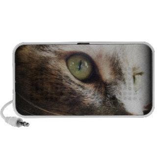 Cat Eyes iPod Speaker