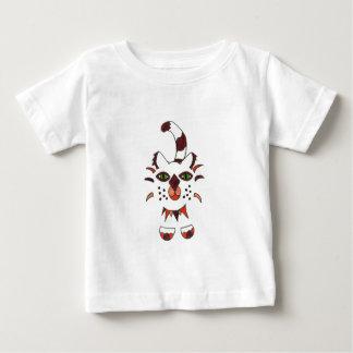 cat face baby T-Shirt