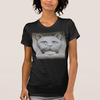Cat-face gargoyle shirt