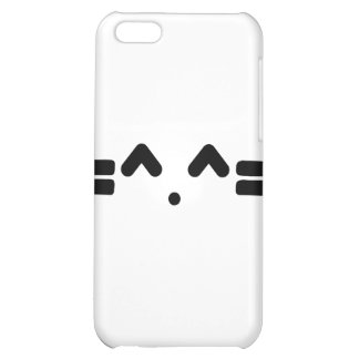 cat face meowww kitty kitten iPhone 5C covers