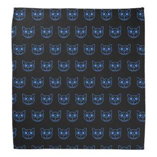 Cat Face Outline TP Do-rag
