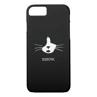 Cat Face Phone Case