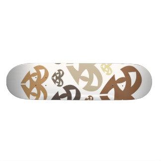 Cat Family Neutral Skateboard
