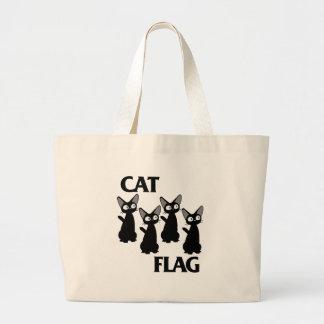 CAT FLAG 2 BAGS