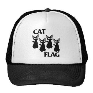 CAT FLAG 2 HATS