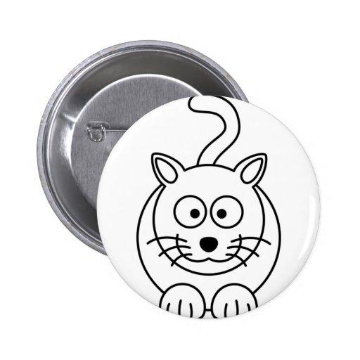 Cat fofo pin