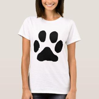 Cat Footprint T-Shirt