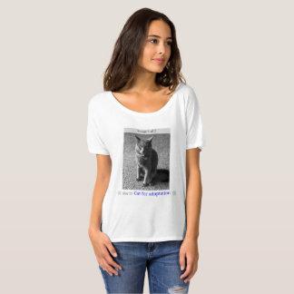 Cat for Adaptation - Craigslist Ad T-Shirt
