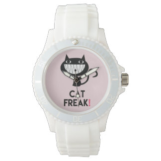 Cat Freak! Fun Watch