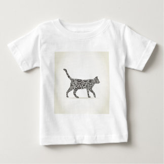 Cat from lips baby T-Shirt