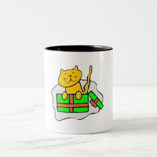 Cat Gift Coffee Mugs