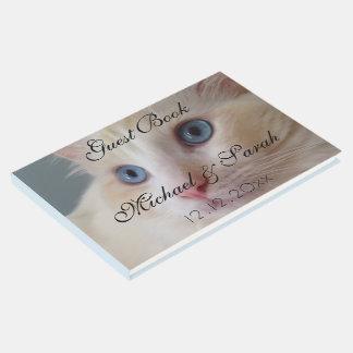 Cat Guest Book