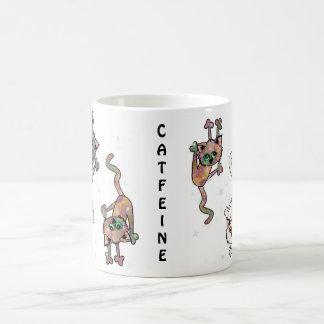 Cat Hangout Classic White Coffee Mug