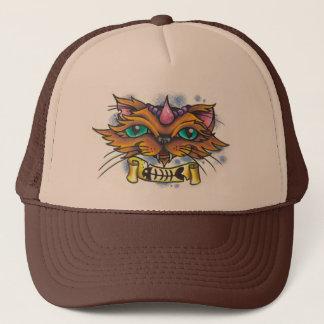 cat hat!! trucker hat