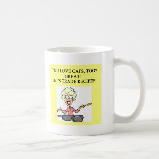 cat hater design coffee mug