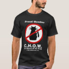 Cat Haters C.H.O.W. Logo T-shirt