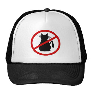 Cat Haters Logo Hat