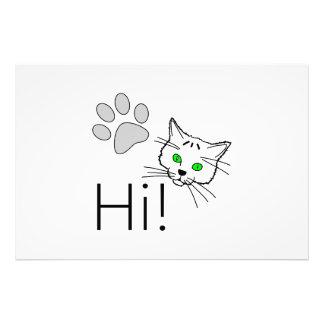 Cat - Hi! Photo