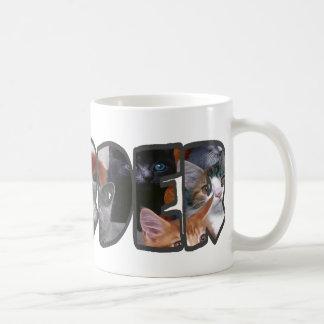 Cat Hoarder Coffee Mug